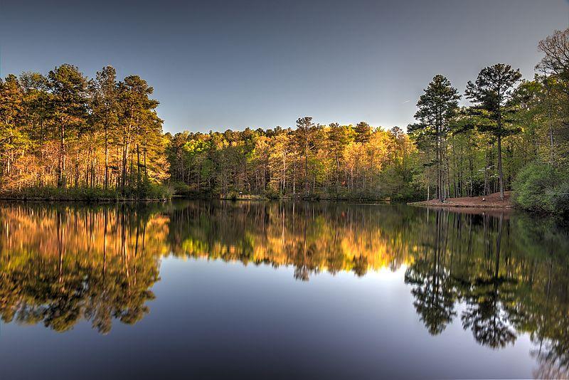 dauset trail lake
