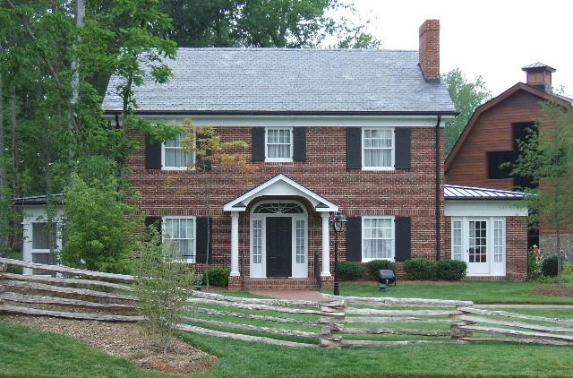 Graham family homestead