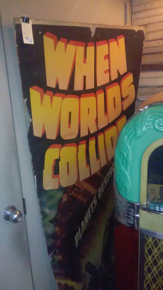 When World's Collide poster