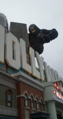 King Kong at Wax Museum