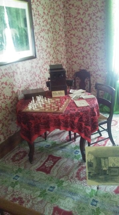 Lincoln chess game