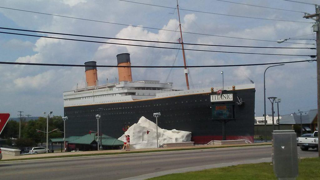 Titanic Museum Branson