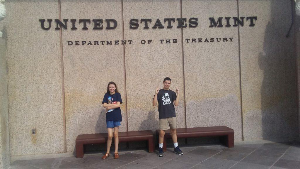 United States Mint Philadelphia