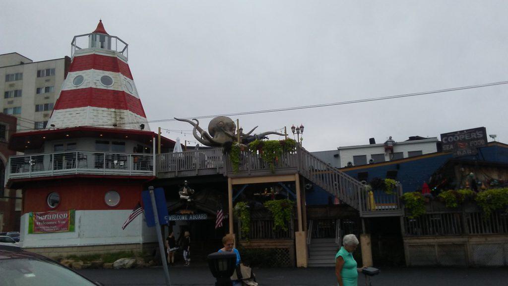 Coopers Seafood Scranton